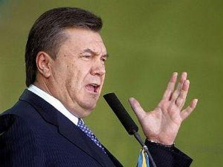Янукович уверен в стабильности экономики