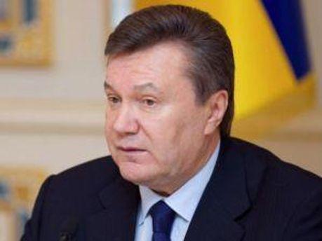 Виктор Янукович готов к встрече