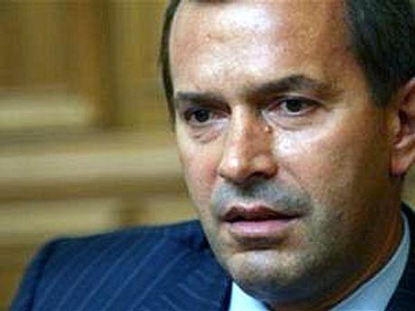 Секретарь СНБО Андрей Клюев
