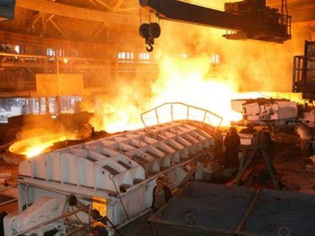 Металл занял третью часть в экспорте Украины в 2011 году