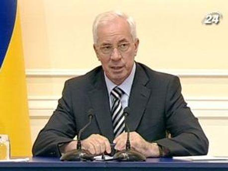 Азаров сподівається до кінця квітня внести зміни у бюджет