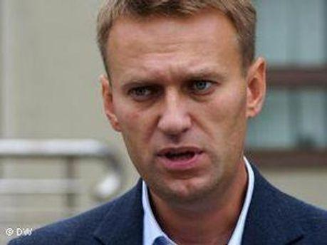 Причина вызова Навального неизвестна