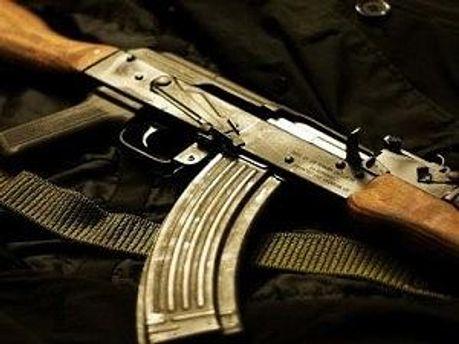 Солдат застрелился из автомата