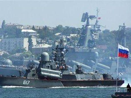 Адмирал русского флота: Украина препятствует увеличивать военную мощь ЧФ РФ