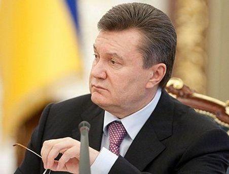 Янукович поручил по результатам проверки принять меры