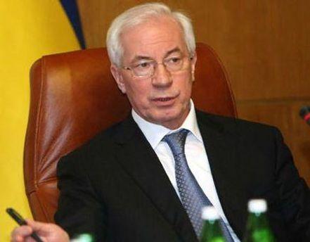 Также Азаров настаивает на трехстороннем газовом консорциуме