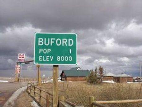 Город Буфорд выставлен на аукцион
