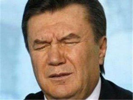 Это не первый географический конфуз Януковича