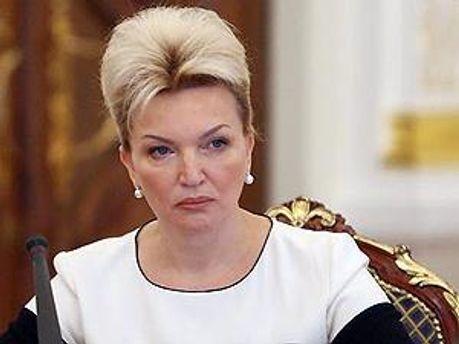 Министр здравоохранения Раиса Богатырева