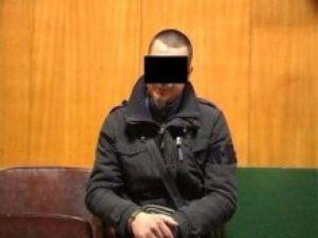 Один з підозрюваних ґвалтівників