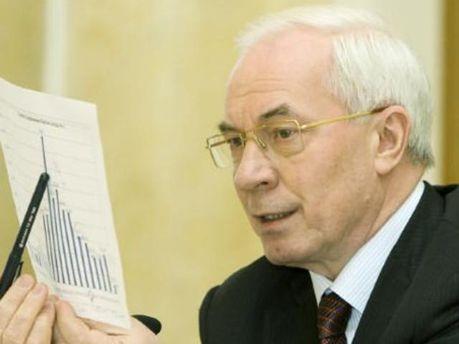 Николаю Азарову придется договариваться с МВФ