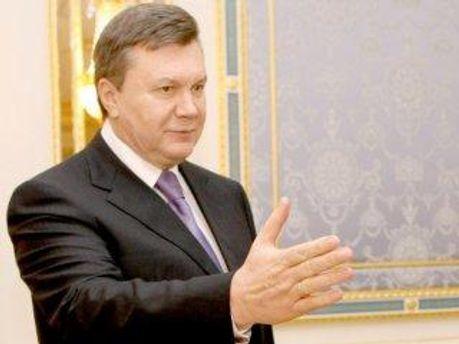Янукович оформив ініціативи в указ
