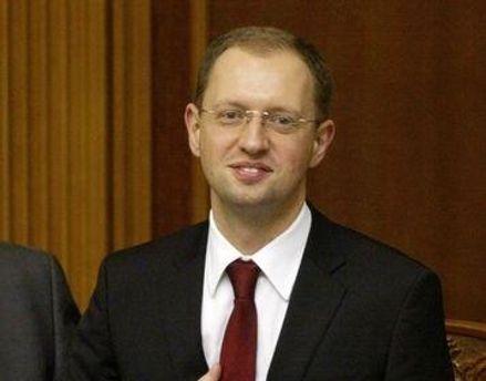 Яценюк доволен результатами голосования