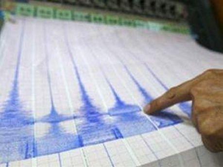 Магнитуда землетрясения - 5,2