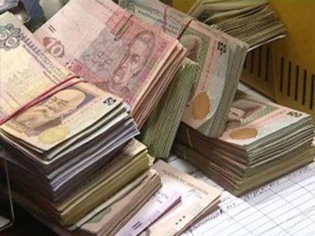 Борг України складає 44,879 мільярда доларів