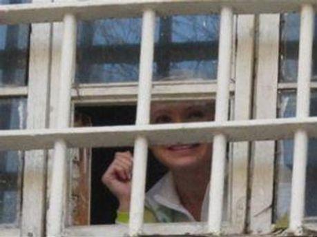 Юлія Тимошенко у Качанівській колонії