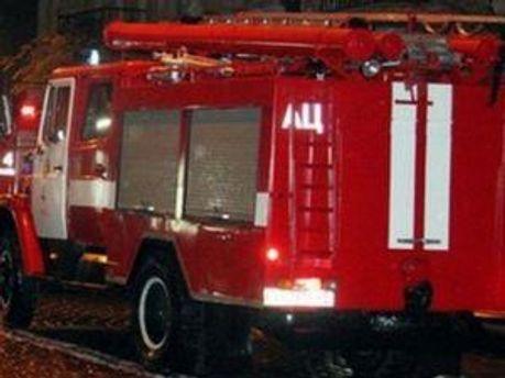 На борьбу с пожаром задействовали 4 единицы техники