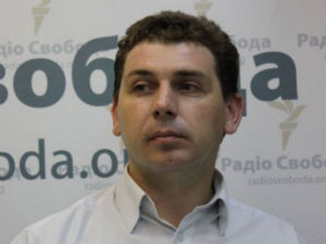 Голова КВУ Олександр Черненко