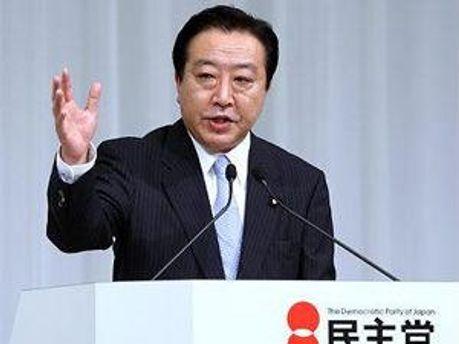 Міністр оборони Японії Наокі Танака