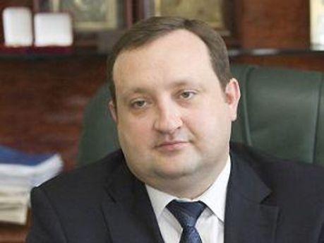 Председатель правления Национального банка Украины Сергей Арбузов