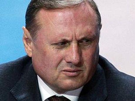 Лидер фракции ПР Александр Ефремов