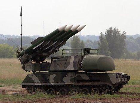 Сирійці могли передати ракетні комплекси Бук-М1-2