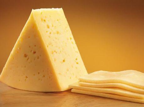 В украинском сыре нет пальмового масла