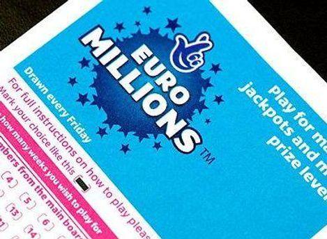 Победители в течение трех лет покупали билеты EuroMillions