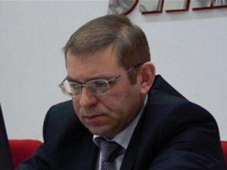 Народний депутат Сергій Пашинський