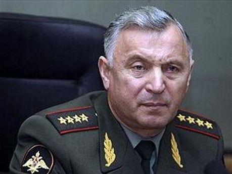 Начальник Генштаба ВС РФ Николай Макаров
