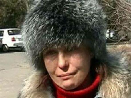 Мама Оксани Макар Тетяна Суровицька