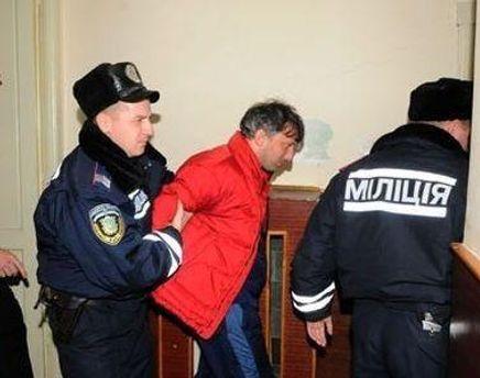 Арест Слюсарчука произошел раньше, чем вручение премии