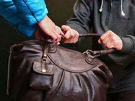 Злоумышленники сначала похитили у женщины сумочку