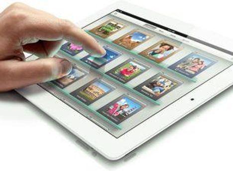 Новий iPad нагрівається до 33,6 градусів