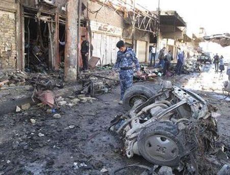 В результате взрывов погибли около 50 человек
