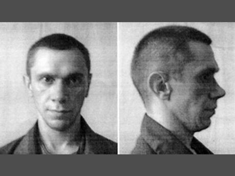Беглец Алексей Шестаков