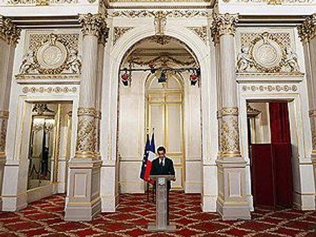 Президент Франції Ніколя Саркозі
