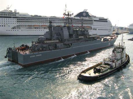Россия хочет взять в аренду крупнейший порт Греции
