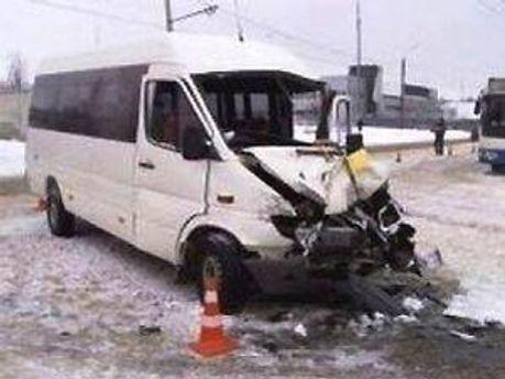 Аварія в Угорщині