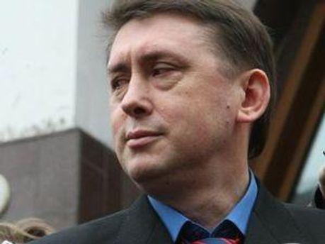 Екс-майор Держохорони Микола Мельниченко