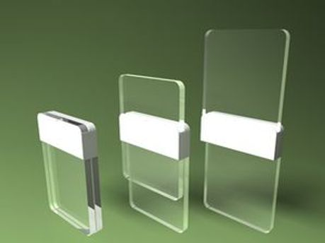 Скляний iPhone