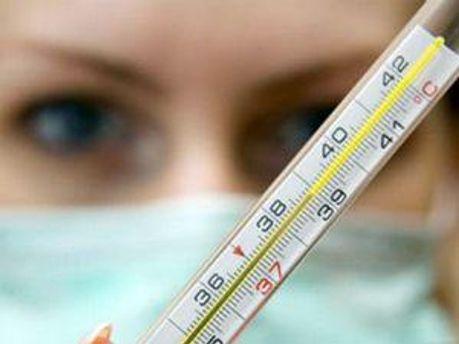 На Рівненщині грип