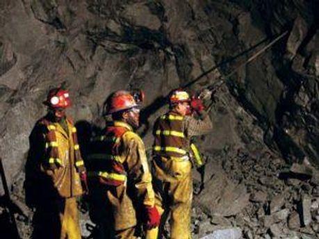 В шахте нашли мертвых горняков