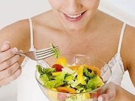 Вегетеріанці хворобливі