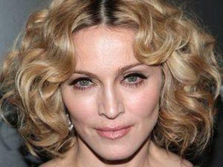 Мировая поп-дива Мадонна