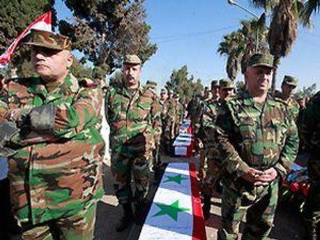 Сирійська армія