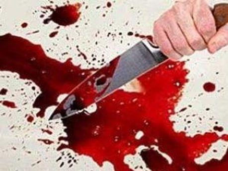 Мужчина зарезал жертву ножом