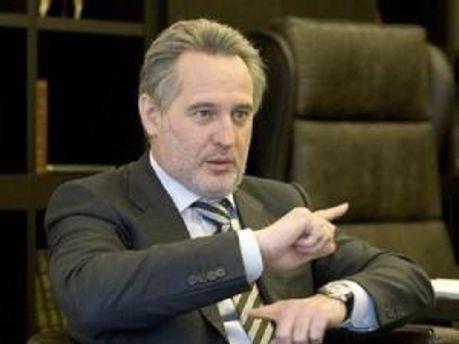 Дмитрий Фірташ