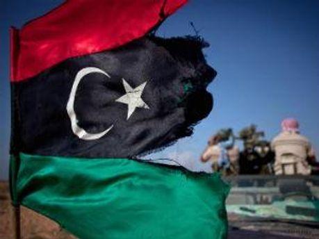 Прапор Лівії