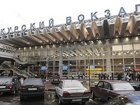 Курський вокзал у Москві